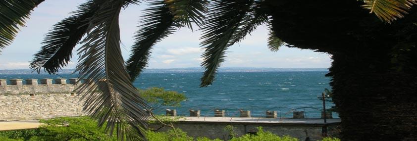 Gardasee erholsamen Familienurlaub Natur